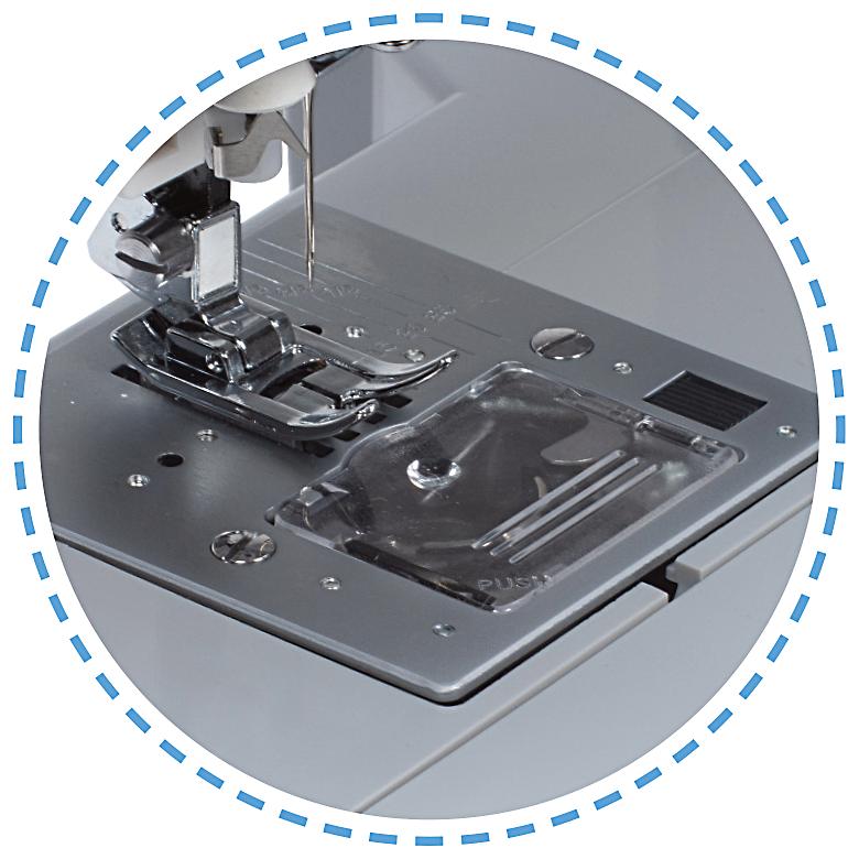 Rotační chapač|Šicí stroj Garudan SMART GHE-1099